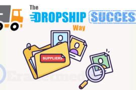 Cara menjadi dropship sukses di tokopedia bukalapak lazada