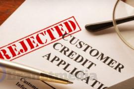 Alasan penyebab pengajuan kredit di tolak