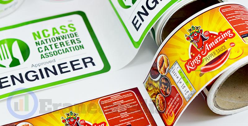 Tips Membuat Merek Atau Label Kemasan Produk Makanan Ringan Yang
