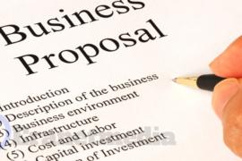 Contoh lengkap menyusun proposal usaha
