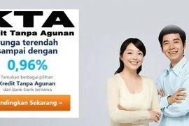 Kredit Tanpa Agunan Mandiri, BCA, BRI, BNI, BTPN