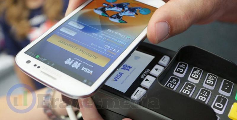 Sistem pembayaran elektronik dengan e-wallet