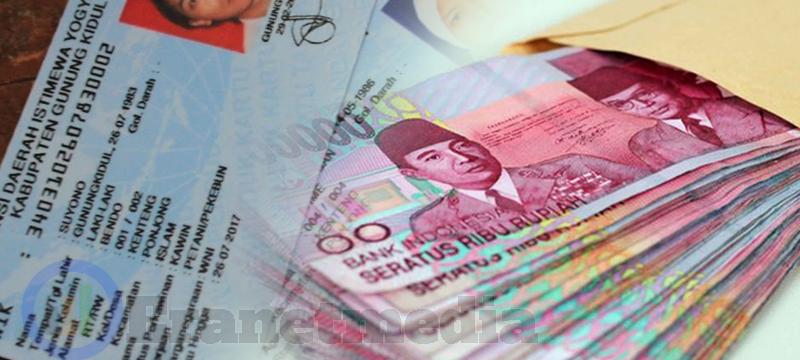 Pinjaman dana cepat cair dengan syarat KTP