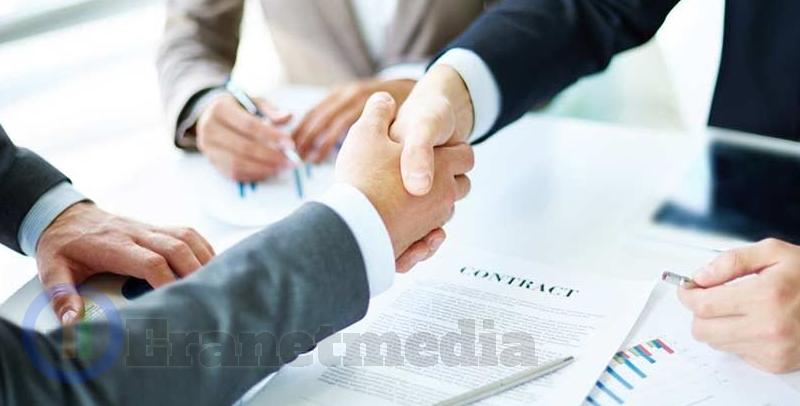 Menambah memperluas relasi bisnis