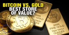 Keuntungan dan perbedaan investasi emas vs bitcoin