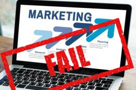 Kesalahan dalam melakukan strategi marketing
